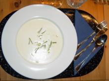 Scharfe Rosmarinsuppe - Rezept