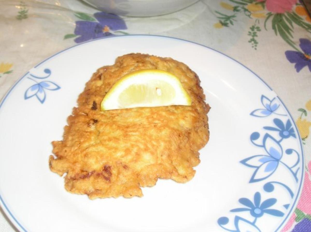 Cordon Bleu aus dem Ofen