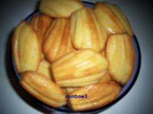Backen: Vanille-Madeleines - Rezept
