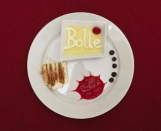 Dessert Variation a la Bolle (Dieter Falk) - Rezept