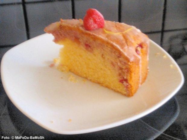 Fruchtiger Rührkuchen mit Zitrusguss - Rezept - Bild Nr. 3