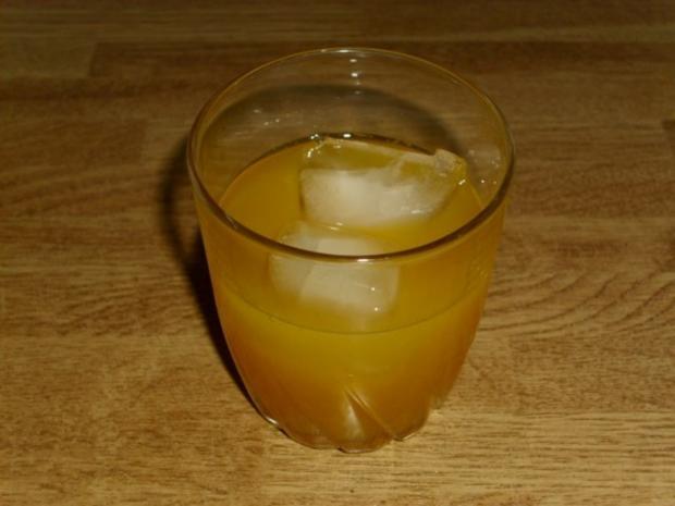 Malibu Orange - Rezept