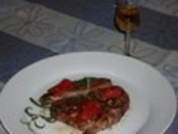Verschärfte Lammkoteletts NT - Rezept