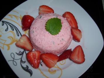 Erdbeercreme - Rezept