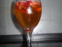 Erdbeer Cidre - Rezept