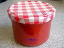 Einmachen: Erdbeer-Marmelade mit Stevia - Rezept