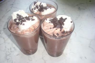 Aris Eisschokolade - Rezept