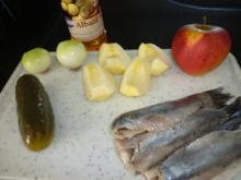 Fisch:  Sommerlicher   MATJES-SALAT - Rezept