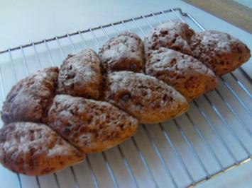 Bratkartoffel-Ährenbrot - Rezept
