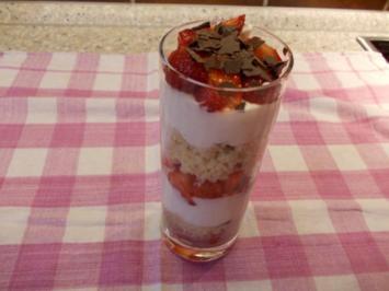 Süßer Beeren-Couscous - Rezept