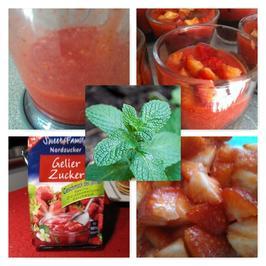 Erdbeermus mit Minze - Rezept - Bild Nr. 14
