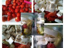 Erdbeer Mozzarella Salat - Rezept - Bild Nr. 12