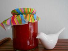 Erdbeer - Zitronen - Marmelade - Rezept