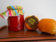 Erdbeer - Sharon - Marmelade - Rezept