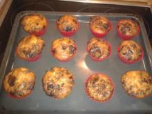 Milchriegel-Muffins - Rezept