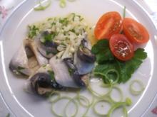Fisch: Alici Marinati - Rezept