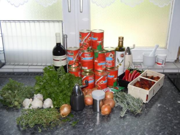Italienische Tomatensauce - Rezept - Bild Nr. 2