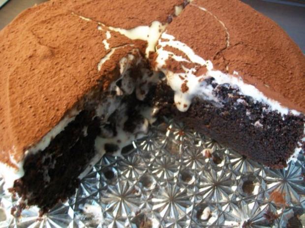 Mokka - Schoko - Kuchen - Rezept - Bild Nr. 3