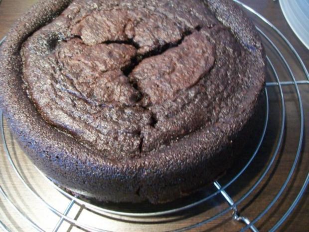 Mokka - Schoko - Kuchen - Rezept - Bild Nr. 2