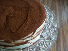 Mokka - Schoko - Kuchen - Rezept