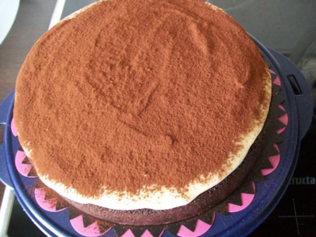 Mokka - Schoko - Kuchen - Rezept - Bild Nr. 5