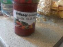Erdbeer-Nektarinen-Vanille-Marmelade - Rezept