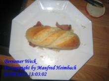 Fleisch – Bernemer Weck a'la Manfred - Rezept