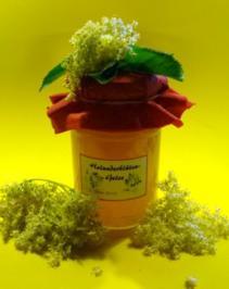 Rezept: Holunderblüten-Gelee