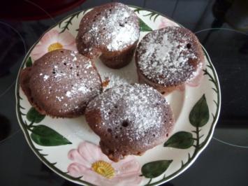 Backen i.d. Mikrowelle : Muffins in 2  Minuten - Rezept