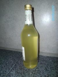 Hollersaft (selbst angesetzt) - Rezept