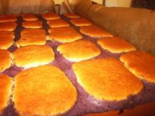 Heidelbeer-Kissenkuchen - Rezept