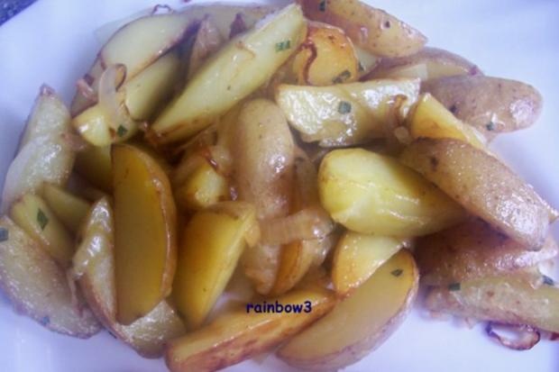 Beilage: Westernkartoffeln aus der Pfanne - Rezept - Bild Nr. 4