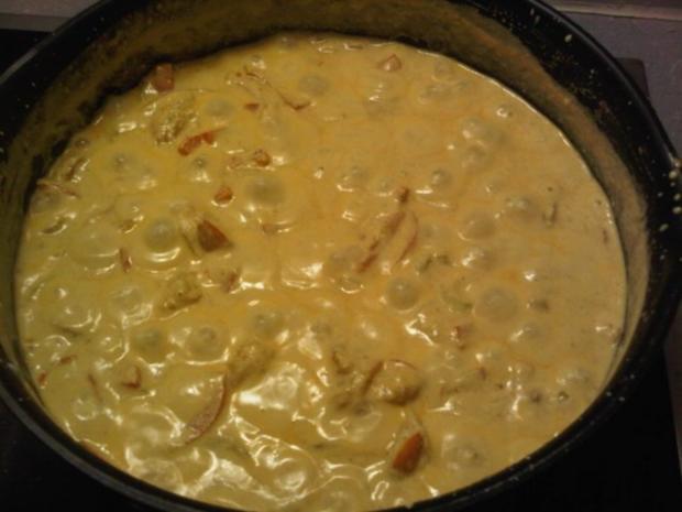 Garnelen Curry - Rezept - Bild Nr. 2
