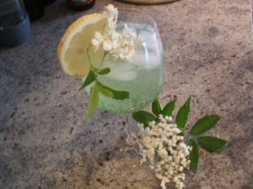 Getränke: Hugo, der Schreckliche - Rezept