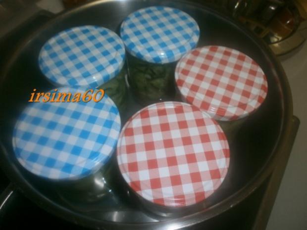 Gurkensalat eingekocht - Rezept - Bild Nr. 8