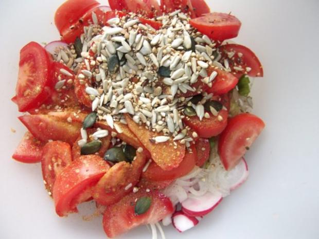 Schneller Salat Dieter´s Art - Rezept - Bild Nr. 5