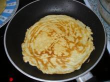 Plinsen / Eierkuchen - Rezept