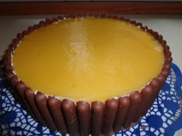 Rezept: Apfelmus-Torte