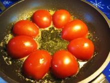 Pfannen-Tomaten ... - Rezept
