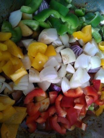 Gemüse mit frischem Bauchspeck (Spicy) à la Biggi - Rezept - Bild Nr. 14