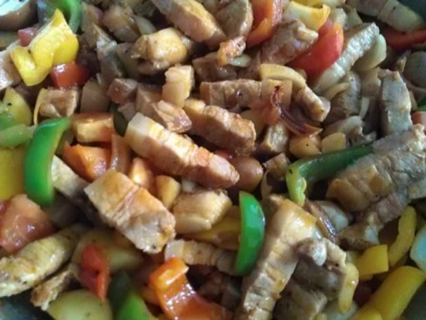 Gemüse mit frischem Bauchspeck (Spicy) à la Biggi - Rezept - Bild Nr. 15