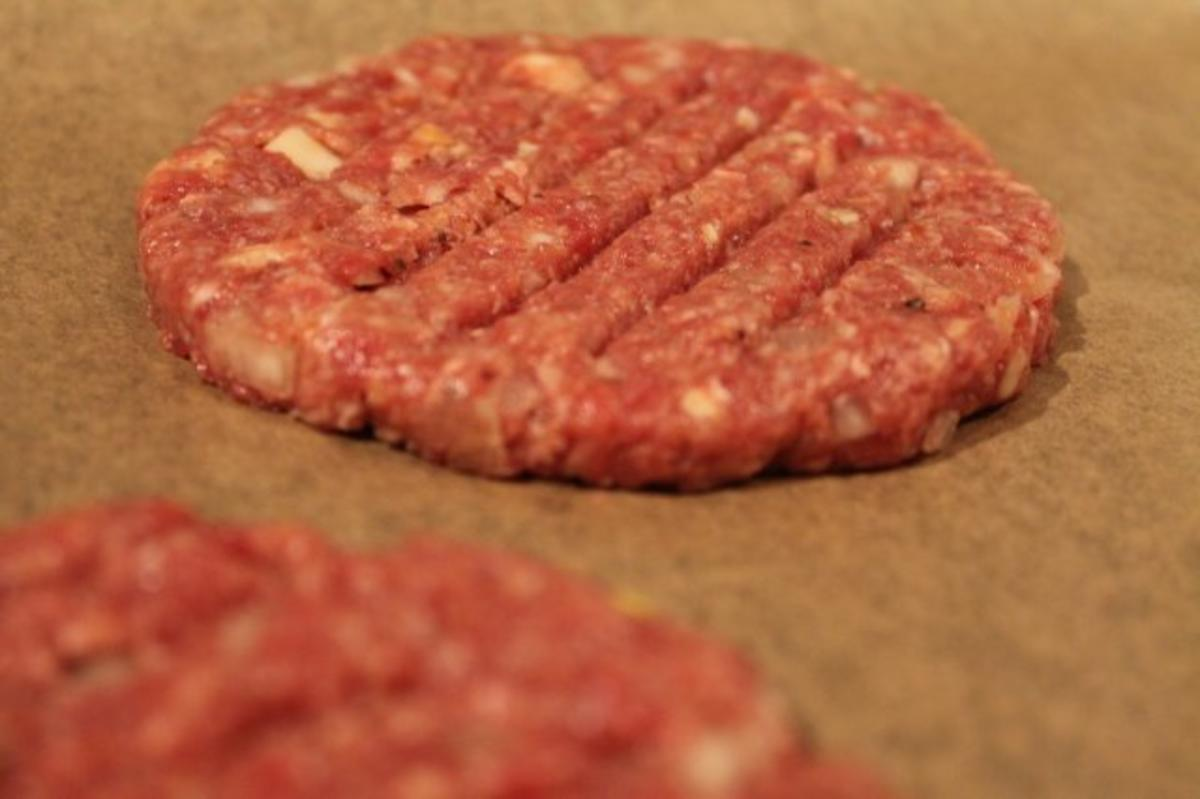 Hamburger - classic - Rezept Durch al78ko