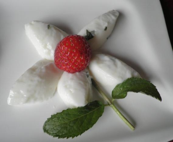Holunder - Joghurt - Mousse ... - Rezept - Bild Nr. 3