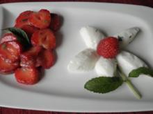 Holunder - Joghurt - Mousse ... - Rezept