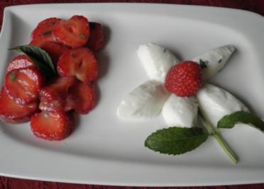 Rezept: Holunder - Joghurt - Mousse ...