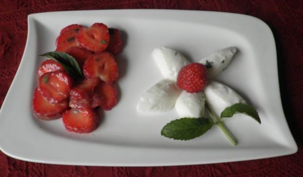Holunder - Joghurt - Mousse ... - Rezept - Bild Nr. 2