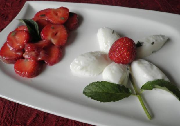 Holunder - Joghurt - Mousse ... - Rezept - Bild Nr. 11