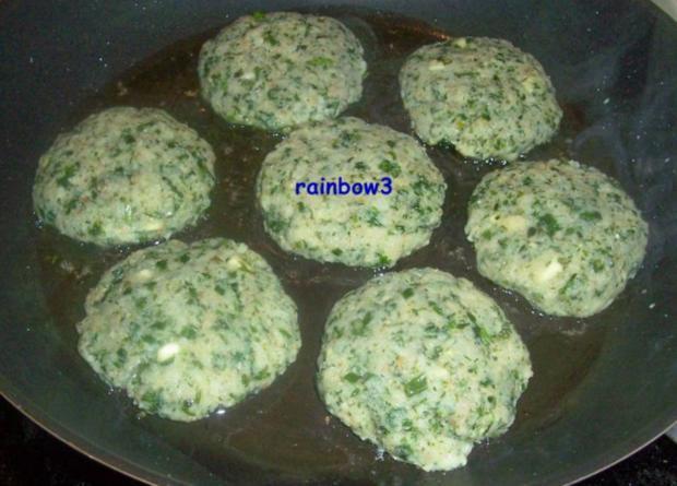 Kochen: Kräuter-Fisch-Frikadellen - Rezept - Bild Nr. 4