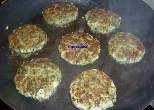 Kochen: Kräuter-Fisch-Frikadellen - Rezept - Bild Nr. 5
