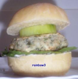 Rezept: Kochen: Kräuter-Fisch-Frikadellen
